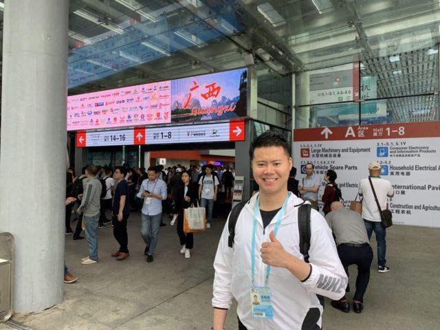 広州交易会レポート動画を公開